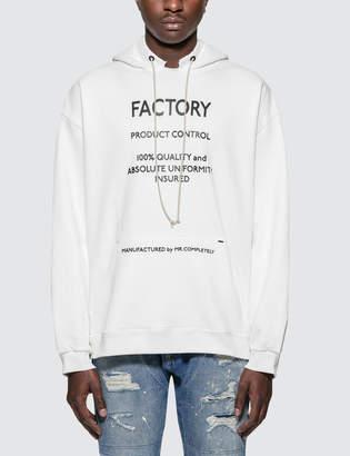 Factory Mr. Completely Hoodie