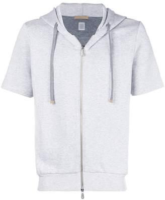 Eleventy zipped up hoodie