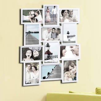 AdecoTrading 12 Opening Collage Picture Frame