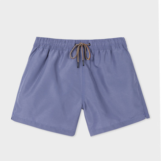 Men's Lilac Swim Shorts $125 thestylecure.com