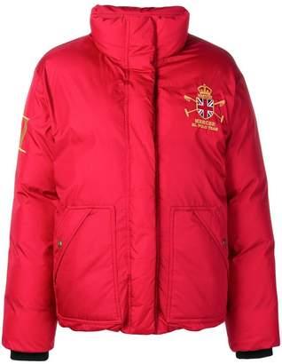 Polo Ralph Lauren polo player puffer jacket