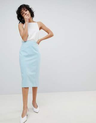 Asos (エイソス) - ASOS DESIGN mix & match pencil skirt
