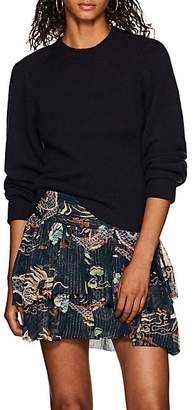 Isabel Marant Women's Conroy Cashmere Sweater - Dark Blue