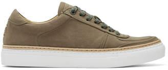 No.288 Khaki Grand Sneakers