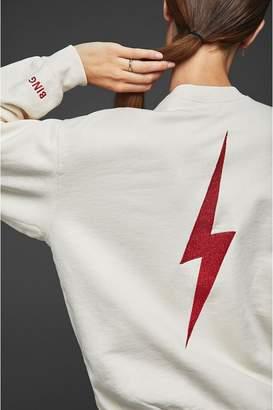 Anine Bing Astrid Sweatshirt - Off White