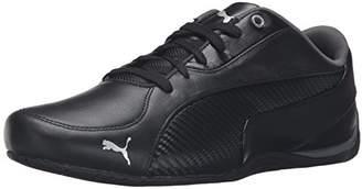 Puma Men's Drift cat 5 Carbon Sneaker Black