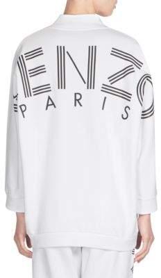 Kenzo Sport Logo Sweatshirt