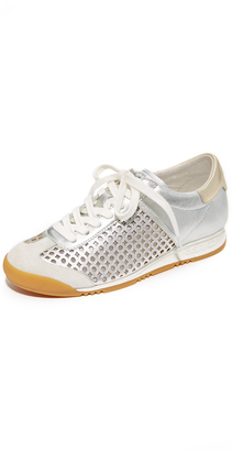 Ash Spin Sneakers $215 thestylecure.com