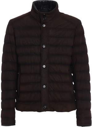 Tod's Pash Suede Puffer Jacket