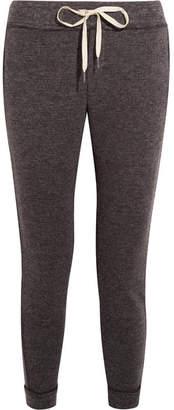 Splendid Bowery Textured-knit Track Pants
