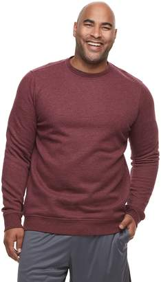 Tek Gear Big & Tall Regular-Fit Ultrasoft Fleece Crewneck Tee