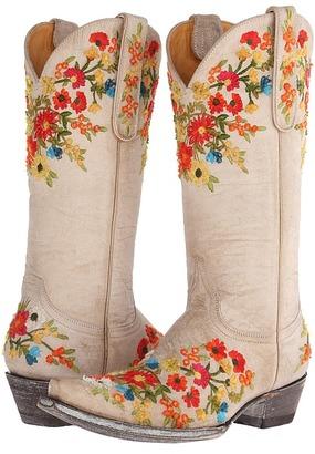 Old Gringo - Flora Women's Boots $549 thestylecure.com