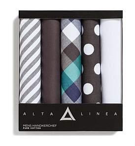 Linea Alta Premium Fashion Hanky 5 Box