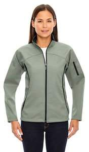 Ash City - North End City North End 78034 - LADIES' PERFORMANCE SOFT SHELL JACKET