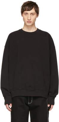 Noon Goons Black Oversized Icon Sweatshirt