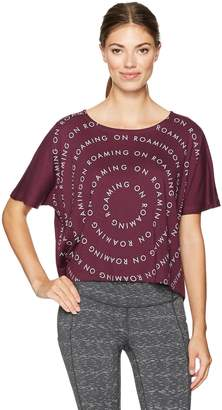 Lucy Women's Roaming Circle Graphic Tee