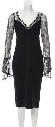 Nicholas Lace Midi Dress w/ Tags
