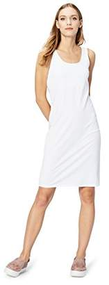 Daily Ritual Women's Stretch Supima Sleeveless Dress
