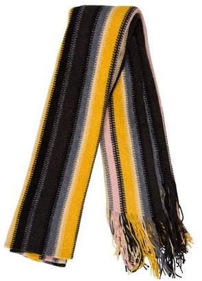 Missoni Woven Striped Scarf