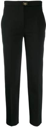 Salvatore Ferragamo cropped formal trousers