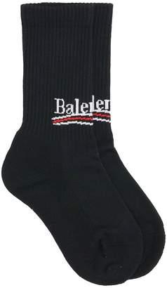 Balenciaga Tennis Socks