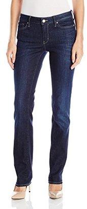 Calvin Klein Jeans Women's Straight Leg Jean Leg, Dark Used, 32x30 $69.50 thestylecure.com