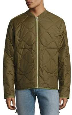 Ovadia & Sons Yardon Reversible Quilted Jacket
