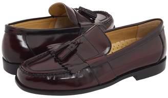 Nunn Bush Keaton Moc Toe Kiltie Tassel Loafer Men's Slip-on Dress Shoes