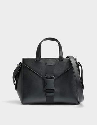 Marshall Space Collection Mini Bag in Grey Small Grain Calf Christopher Kane KFe8LVK