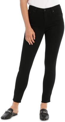 Slim Leg High Waist Jeans