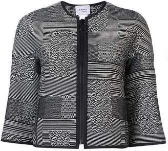Akris Punto cropped jacket