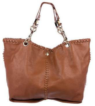 Jimmy Choo Oversized Leather Tote
