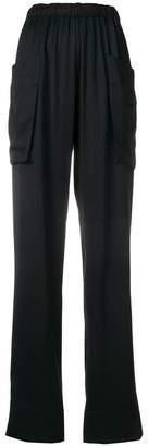 Cédric Charlier wide leg pants