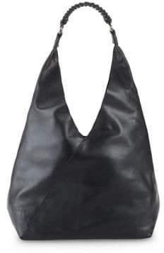 Vince Camuto Purliz Leather Hobo Bag