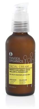 Pangea Organics Facial Cream - Moroccan Argan with Willow & Rosemary