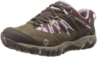 Merrell Women's All Out Blaze Waterproof Hiking Shoe