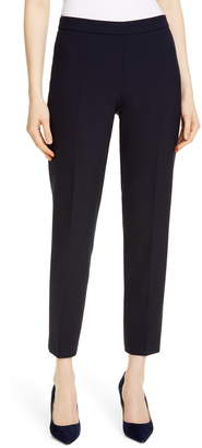 BOSS Tiluna Soft Stretch Side Zip Ponte Trousers