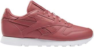 Reebok Low-Top Leather Sneakers