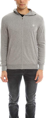 Lucien Pellat-Finet Hood Zip Jacket Leaf