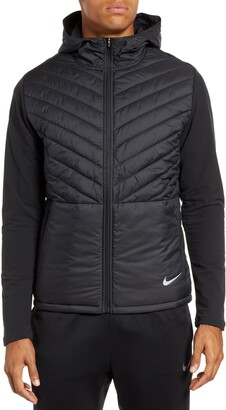 Nike AeroLayer Hooded Running Jacket