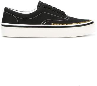John Undercover lace-up sneakers