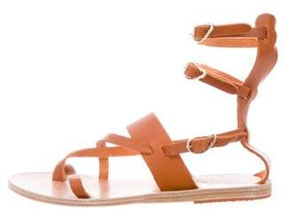 Ancient Greek Sandals Alethea Mid Gladiator Sandals w/ Tags