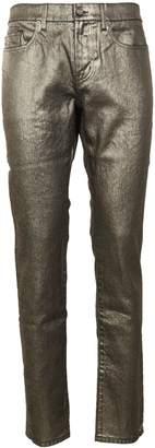 Saint Laurent Low Waisted Jeans