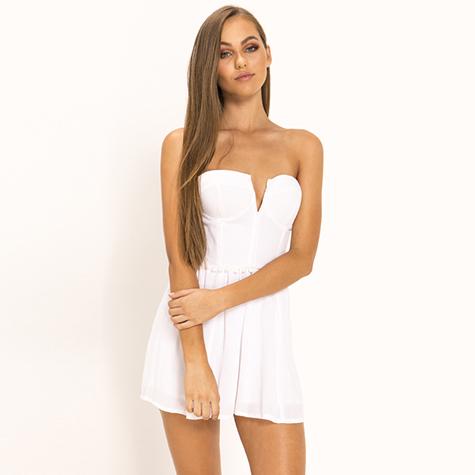 White Gypsy Dress - ShopStyle Australia
