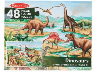 Melissa & Doug 48-Piece Dinosaurs Floor Puzzle