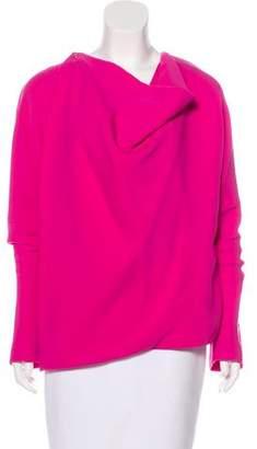 Celine Draped Silk Top w/ Tags