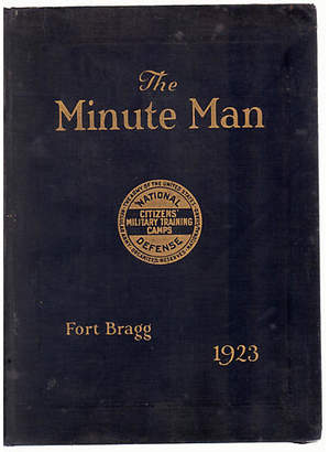 One Kings Lane Vintage The Minute Men - 1923 - Booth & Williams