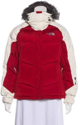 The North Face Down Zip-Up Jacket