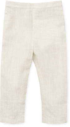 Burberry Solid Woven Trouser