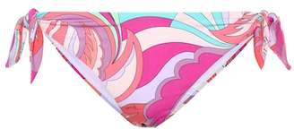 Emilio Pucci Beach Printed bikini bottoms